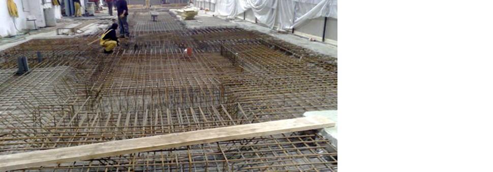 ArmatraSastavni deo svakog ozbiljnog gradevinskog preduzeca je svakako i armiracki pogon, osnovan prvenstveno zbog sopstvenih potreba, a  u kojem našim klijentima možemo da ponudimo i prodaju betonskog gvožda svih profila na potpuno automatizovanim mašinama. Još bitiniji su ljudski resursi, koji u našem slucaju mogu odgovoriti i najkomleksnijim zahtevima savremene gradnje.
