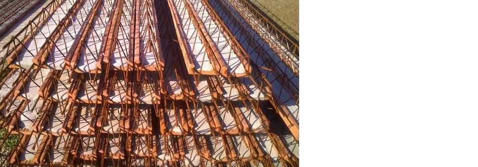 Fert nosačiFert nosači koji se proizvode u našim proizvodnim pogonima zadovoljavaju propisane statičke uslove. Koriste za izradu lako montažnih tavanica – meduspratnih konstrukcija. Fert nosači - gredice su noseci elementi tako da moraju zadovoljiti odredene staticke uslove.